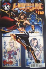 Witchblade #110 First Born Tie In